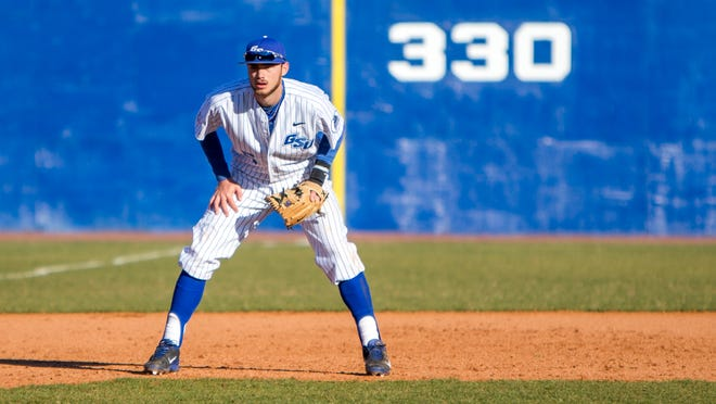 Palm Bay High graduate Matt Rose plays for Georgia State University and is expected to be drafted high in this year's Major League Baseball amateur draft.