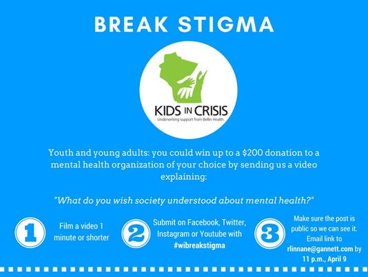 Kids In Crisis Submit Video About Mental Health Win Big