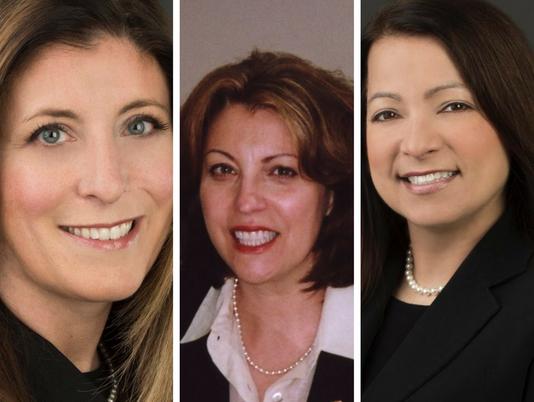 GOP Judicial candidates 2018