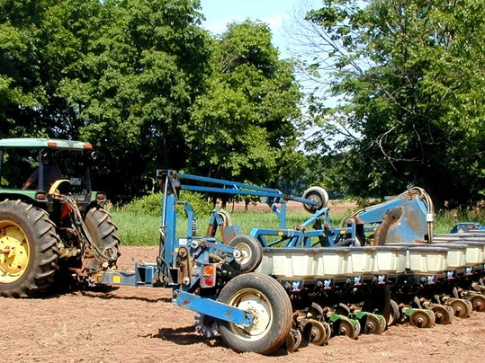The garden state soils support agriculture for Soil support