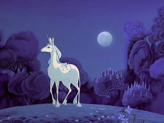 SAL1109-Arts Notes 5 unicorn