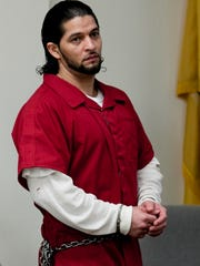 Osvaldo Rivera, 33, was sentenced to 110 years for