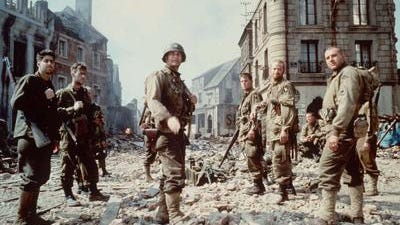 Share your favorite war movie or book.