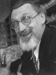Eugene Cougnet, director of a school in Belgium, gave refuge to many Jews during the war.
