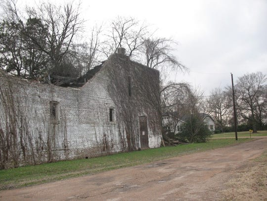 Bryant Grocery and Meat Market in Mississippi, the