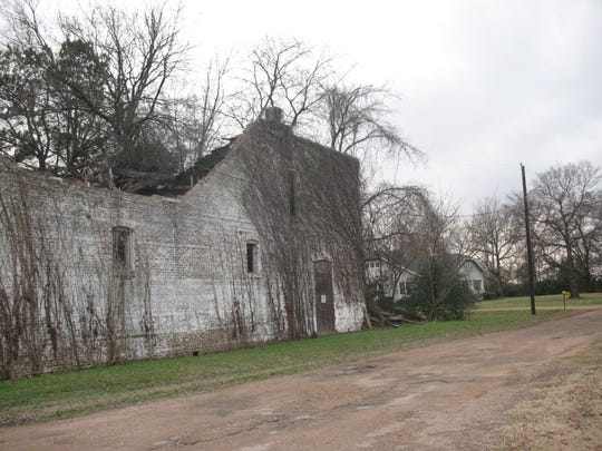 Bryant Grocery and Meat Market in Mississippi, the site of Till's alleged whistle.