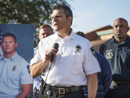 Tempe Fire captain mourned