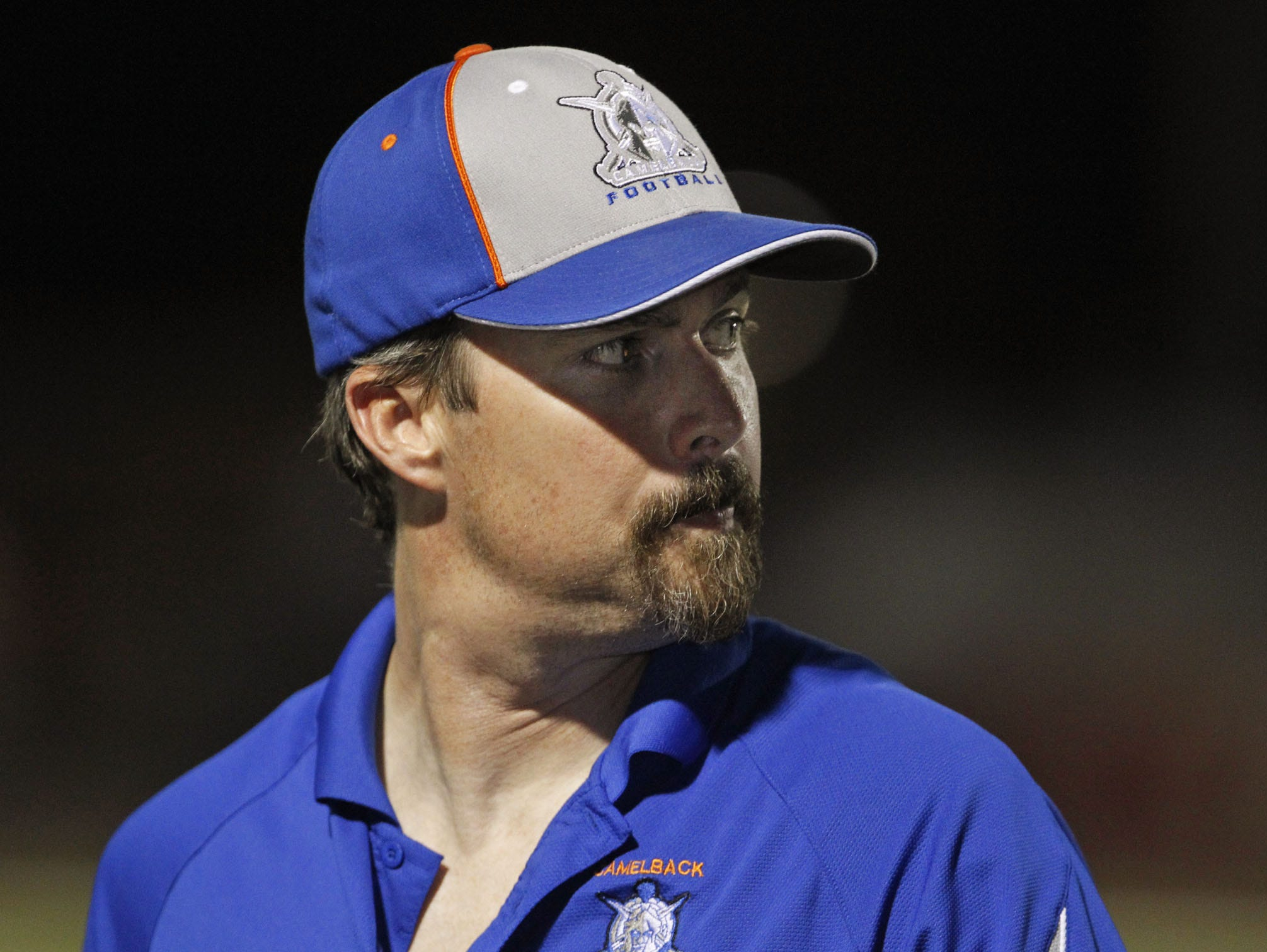 Brandon McNutt will serve as Camelback's interim coach the remainder of the season.