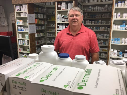 In October 2017, Kent Miles, a semi-retired pharmacist from Simi Valley, said lowered reimbursement rates for prescriptions given to members of the Gold Coast Health Plan will hurt independent pharmacies across Ventura County.