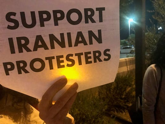 Support Iranian protesters