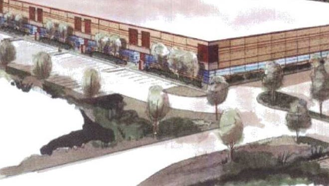 A refurbishment of Piscataway's vacant GE facility on Centennial Avenue will be replaced with a commercial logistics facility.
