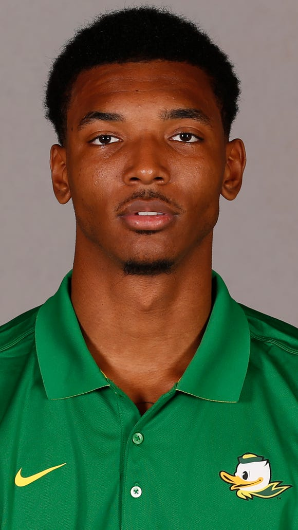 Former Taft WR Dwayne Stanford is a key part of the Oregon offense this season.