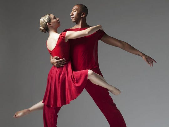 Ellen Sinopoli Dance Company will perform April 29 at the Egg in Albany.