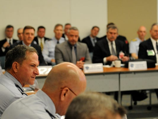 CSAF meets with airline executives