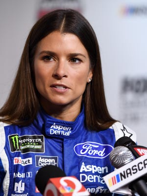 Danica Patrick has side projects, such as writing fitness books and building a sports apparel line.
