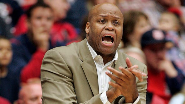 Craig Robinson was head coach at Oregon State from