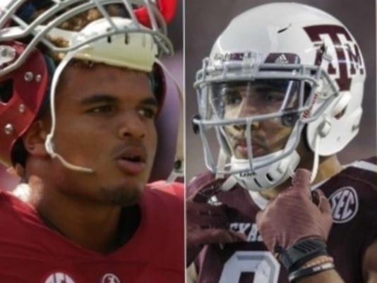 SEC NFL prospects