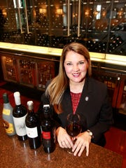 Kate Espinosa, advanced sommelier with Bartolotta restaurants,