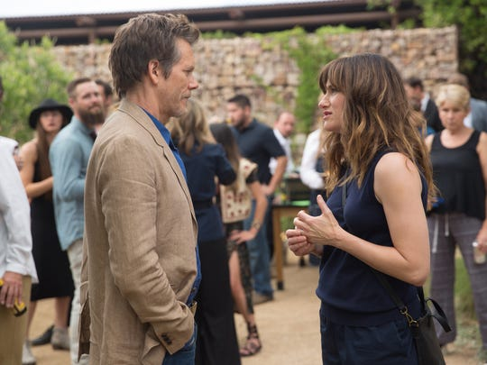 Kevin Bacon and Kathryn Hahn in Amazon's 'I Love Dick.'