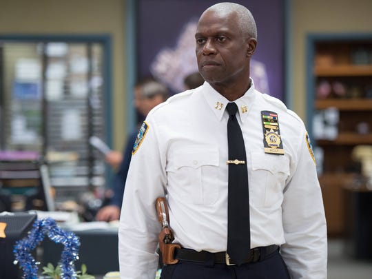 Capt. Ray Holt (Andre Braugher) is the beloved boss