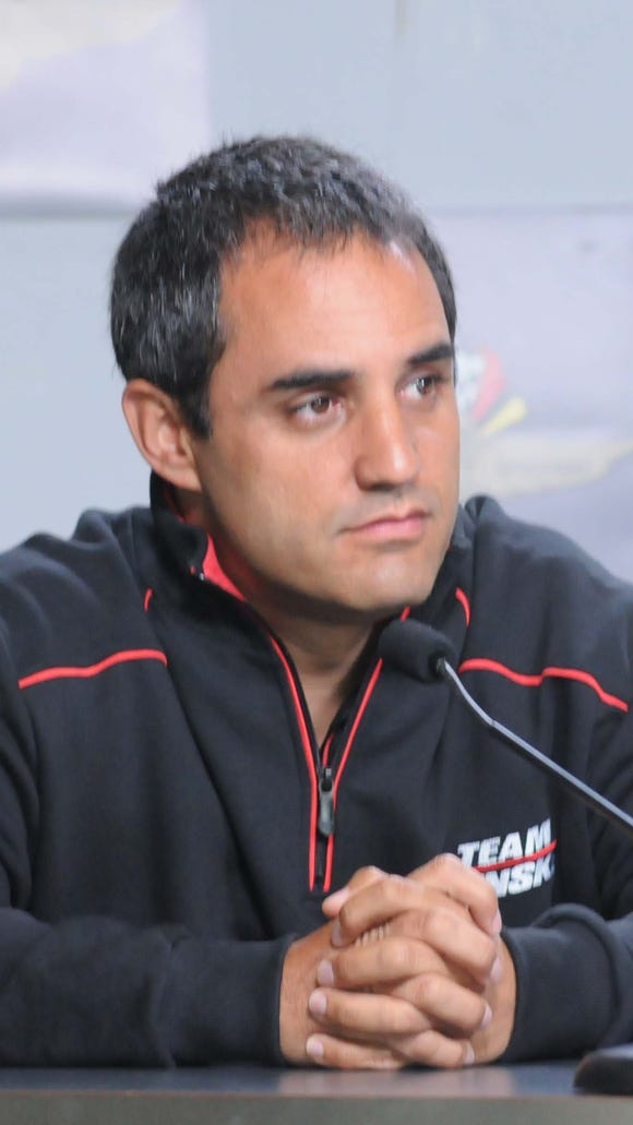 Juan Pablo Montoya is the one who could spoil a Power-Pagenaud battle at Team Penske.