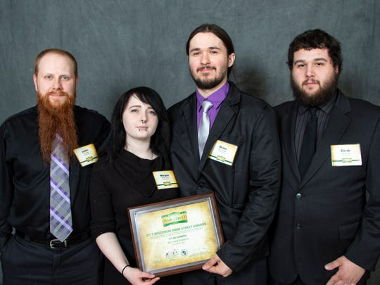 Atlas Gaming was recognized as the Best New Business