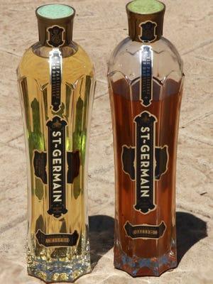 St. Germain is an elderflower liqueur with 20 percent alcohol by volume.