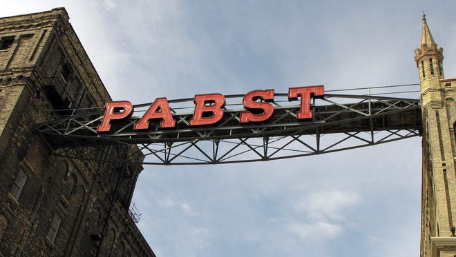 Pabst Brewing Co. at one time was the biggest beer brewer in the world.