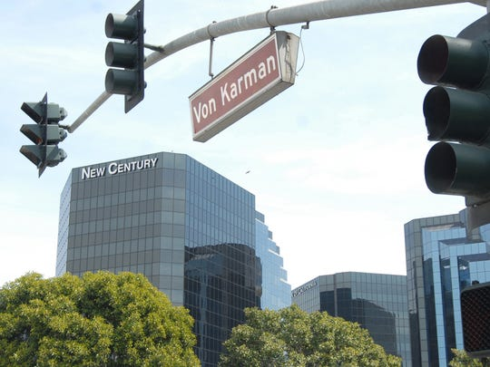New Century Financial was headquartered in Irvine, Calif. and provided many loans in Detroit.