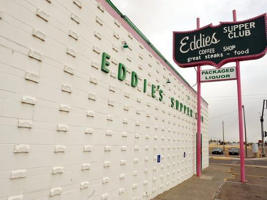 Eddie's Supper Club TRIBUNE PHOTO/RION SANDERS