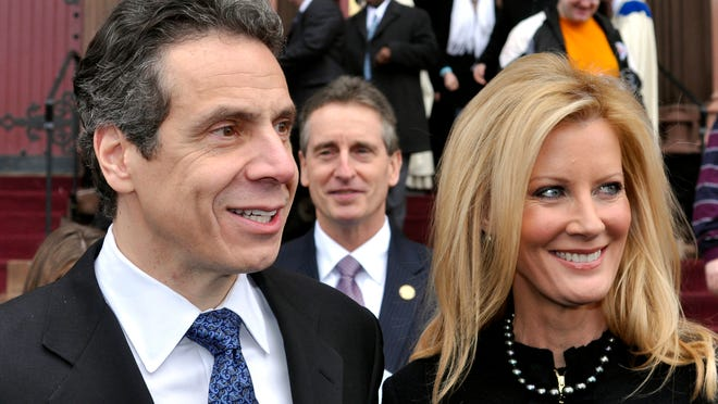 Gov. Andrew Cuomo and his girlfriend Sandra Lee live at 4 Bittersweet Lane in New Castle. Lee owns the home.