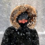 Recent cold snap was an extremely rare freak of nature