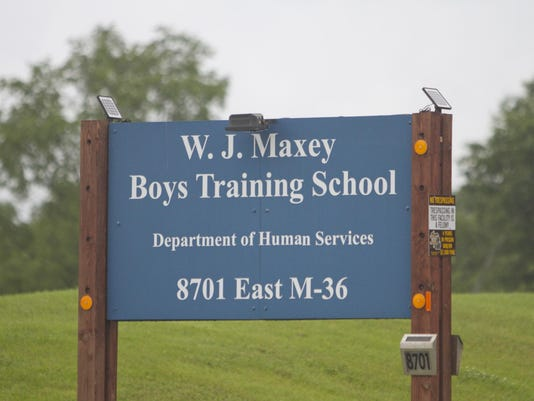 Maxey sign