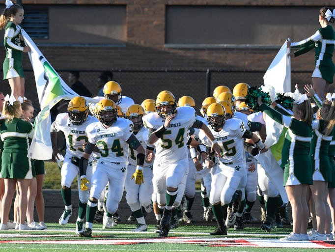 The Pennfield Panthers take the field Friday night