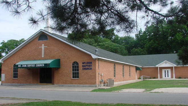 Mount Zion Baptist Church of Rayville was founded in 1915 and celebrates its 100th anniversary July 4.