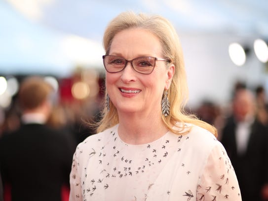 Meryl Streep plays Washington Post Publisher Katherine