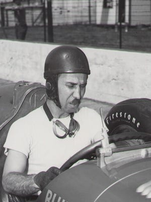 Mauri Rose, 1947 winner of the Indianapolis 500 Mile Race