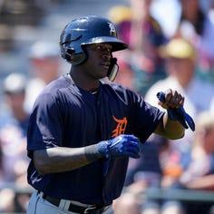 Meet Daz Cameron, the Detroit Tigers' 'future center fielder'