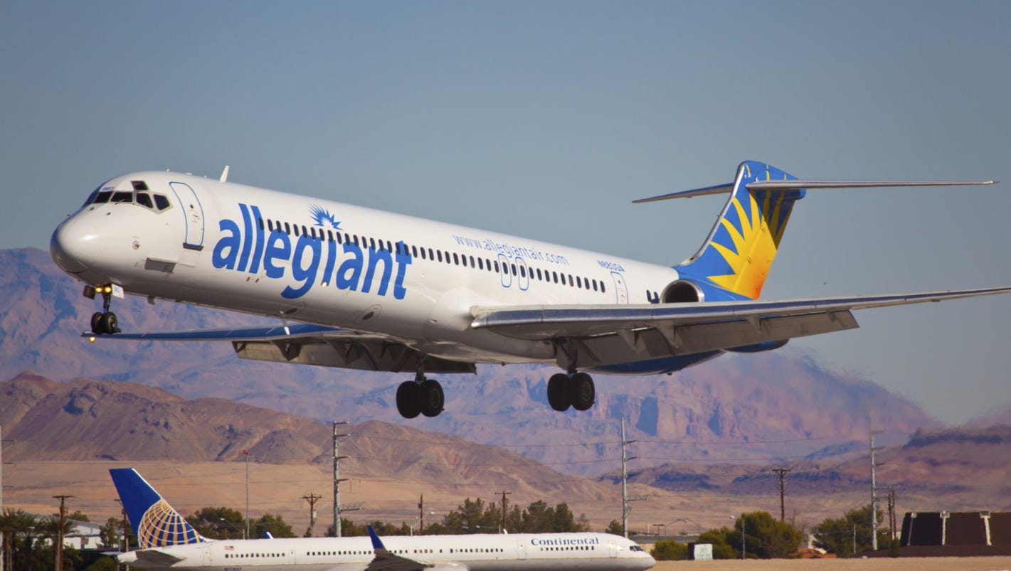 Allegiant Adds Flights From Mesa To Calif Wine Country - Cheap flights to mesa