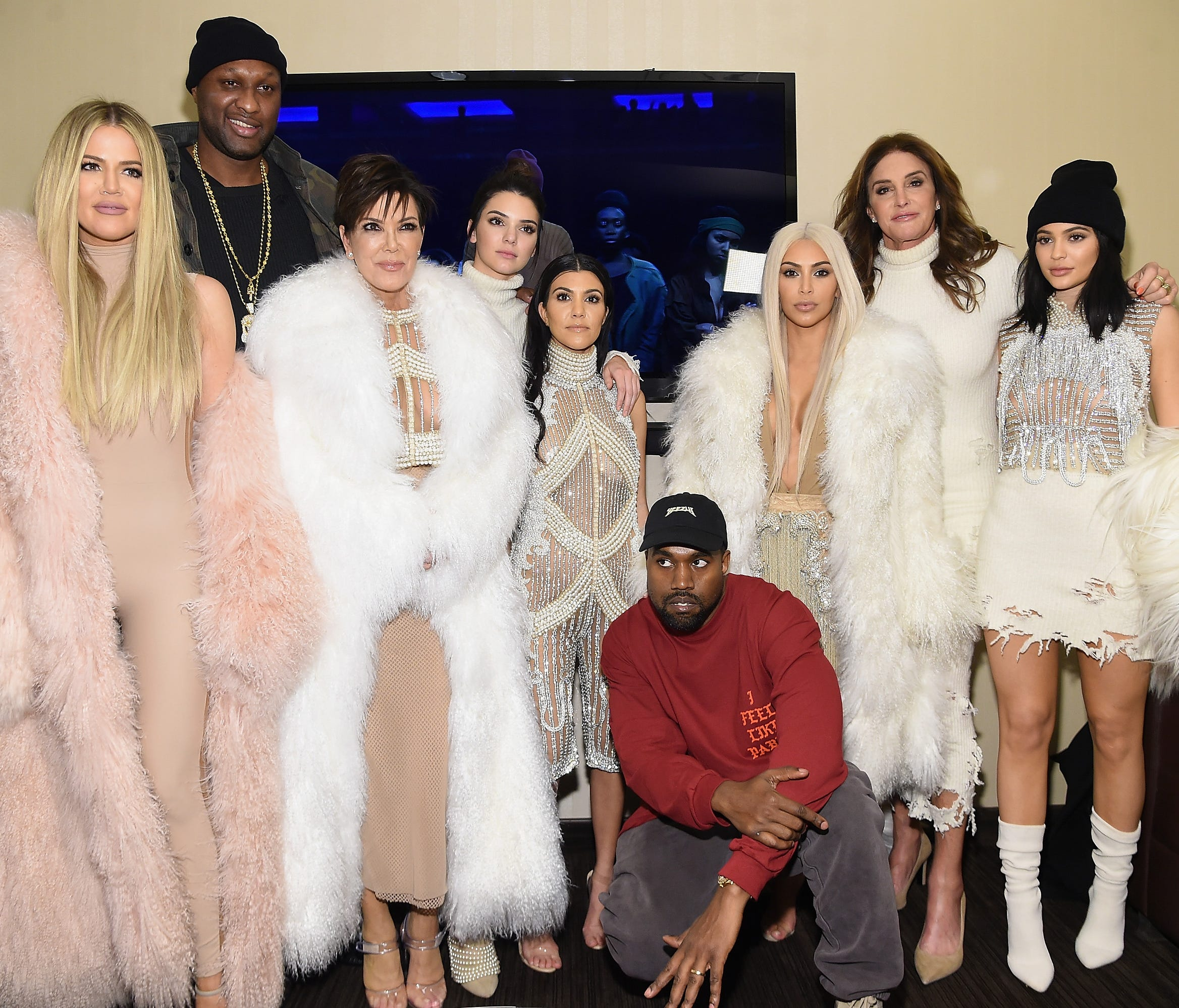Khloe Kardashian Makes First Public Appearance Since: 'KUWTK': Khloé Kardashian Has Anxiety About Lamar, Caitlyn