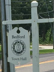 The Town of Bedford faces a lawsuit by a civil rights group.