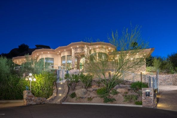 Alicia Keys Selling Phoenix Home For $3.85 Million; Says City Is U0027a Magical  Placeu0027