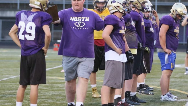 North Kitsap football coach Jeff Weible has been selected to serve on the Washington Interscholastic Activities Association's football seeding committee for the state tournament.