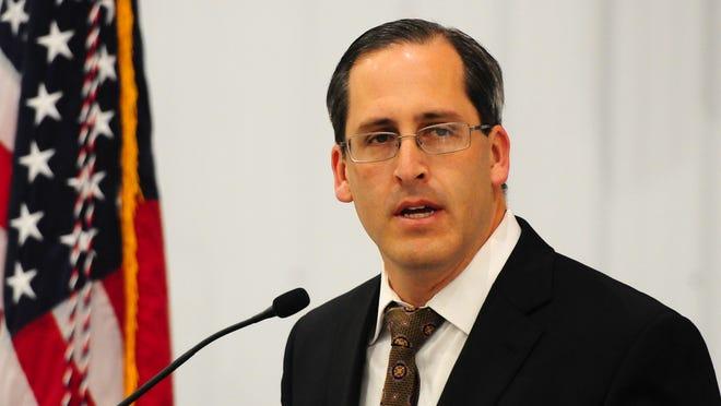 Brown County executive Troy Streckenbach