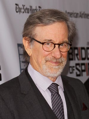 """NEW YORK, NY - OCTOBER 04: Director/producer Steven Spielberg attends the 53rd New York Film Festival premiere of """"Bridge Of Spies"""" at Alice Tully Hall, Lincoln Center on October 4, 2015 in New York City.  (Photo by Jim Spellman/WireImage) ORG XMIT: 582529895 ORIG FILE ID: 491340634"""
