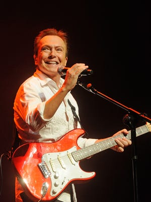 David Cassidy in June 2012 in Newark, N.J.