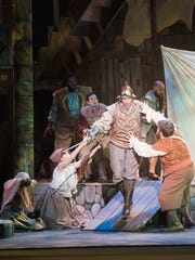 "Corey McKern, bring the character ""Don Quixote"" to"