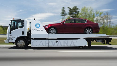 Carvana, which offers an opportunity to buy pre-owned vehicles on-line, wants to open a hub in South Plainfield.