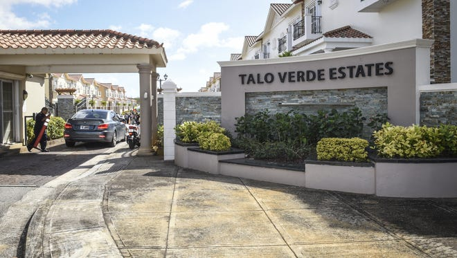 In this Feb. 18, 2016 file photo, the Talo Verde estates on Ypao Road in Tamuning opened. Many buyers are seeking quality, higher-end properties.
