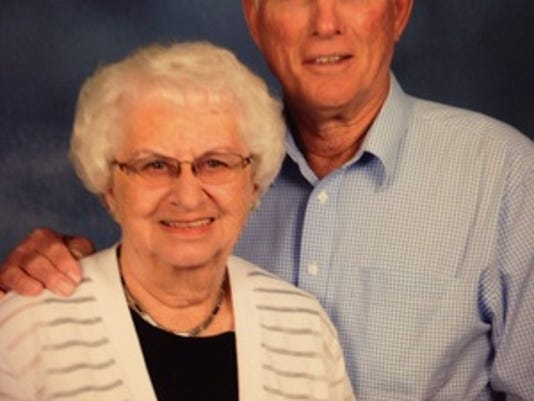 Anniversaries: Jerome Haak & Betty Haak